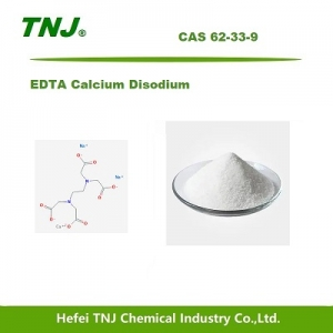 EDTA Calcium Disodium CAS 62-33-9 suppliers